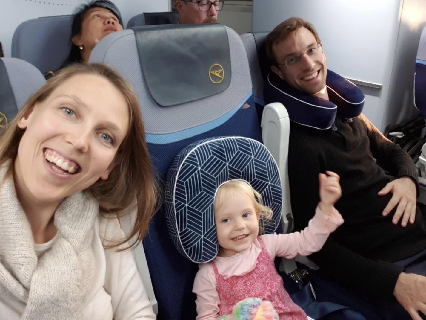 Pure Family auf Weltreise